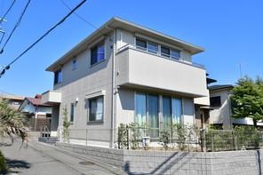 【ダイワハウス】セキュレア平塚桃浜町 (分譲住宅)の外観