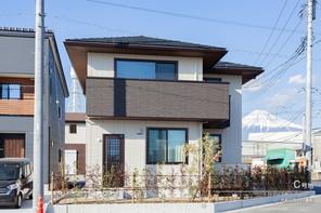 【ダイワハウス】まちなかジーヴォ富士柳島 (分譲住宅)の外観