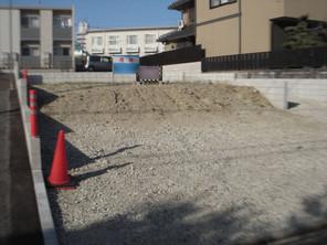 名古屋市東区大幸の宅地の外観