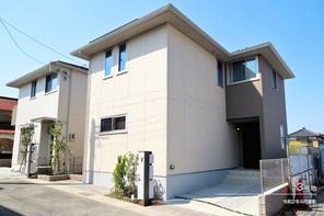 【ダイワハウス】セキュレア川越小仙波町2丁目 (分譲住宅)の外観