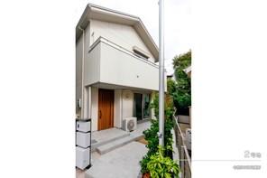 【ダイワハウス】まちなかジーヴォ世田谷奥沢3丁目 (分譲住宅)の外観