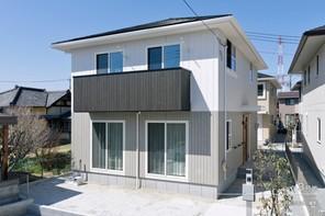 【ダイワハウス】セキュレア小井川 (分譲住宅)の外観