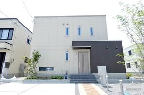 【ダイワハウス】セキュレア花園II (分譲住宅)の外観