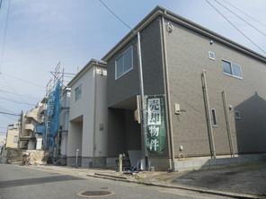 福岡市博多区那珂の家の外観