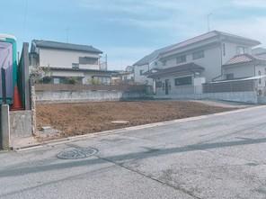 【売主】町田市木曽東1丁目 土地の外観