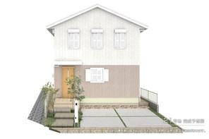 【ダイワハウス】セキュレア鳴子北V (分譲住宅)の外観