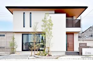 【ダイワハウス】まちなかジーヴォ北田宮三丁目 (分譲住宅)の外観