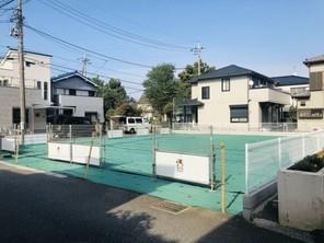 オープンライブス津田沼ストリートの外観