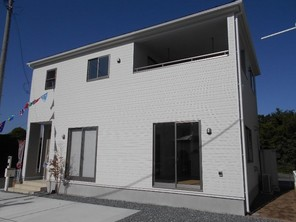 Cradle garden前橋市小相木町第1 新築住宅 全3棟の外観