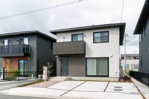 【ダイワハウス】セキュレア沼津大岡VI (分譲住宅)の外観