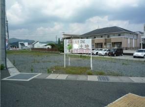 福崎町 売土地の外観