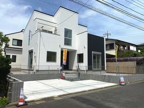 横浜市栄区小山台1丁目 新築戸建の外観