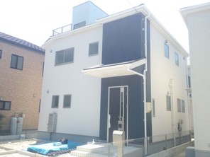 昭和小学区 住宅性能表示適合住宅 全3棟の外観