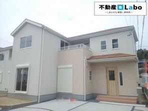 精華小学区 住宅性能表示適合住宅の外観