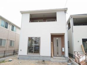 多治見駅3分 制震装置搭載住宅 昭和小学区 全3棟の外観