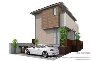 【ダイワハウス】セキュレア世田谷瀬田1丁目 (分譲住宅)の外観