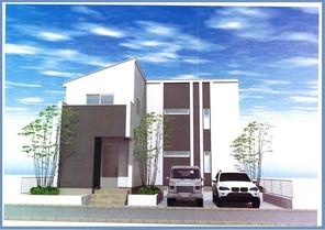 横浜市緑区東本郷2丁目 新築戸建の外観