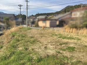 下呂市萩原町上村 住宅用土地 83.49坪 Bの外観