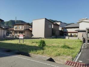 飛騨市古川町栄町1丁目 住宅用土地 111坪の外観
