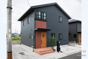 【ダイワハウス】セキュレア西須賀 (分譲住宅)の外観