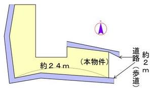 松阪市大黒田町の外観