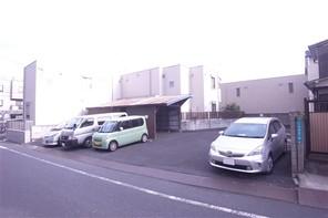 江戸川区平井の宅地の外観