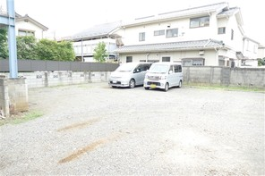 狛江市和泉本町の宅地の外観