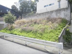 大高駅歩9分の売地の外観