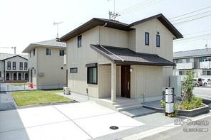 【ダイワハウス】セキュレア小山市立木 (分譲住宅)の外観