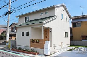 【ダイワハウス】セキュレア丸亀山北町 (分譲住宅)の外観