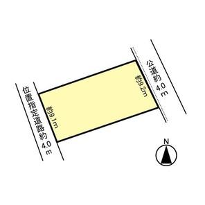 松戸市八ケ崎1丁目の間取り図
