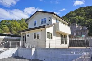 【ダイワハウス】岡山ネオポリス (木造住宅)(分譲住宅)の外観