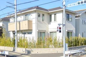 【ダイワハウス】シーフォレスタ稲毛海浜公園 (分譲住宅)の外観