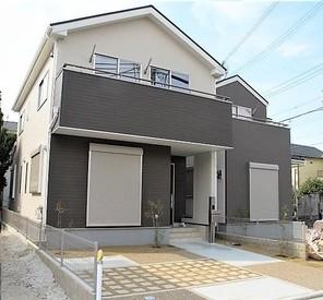 リーブルガーデン堺市南区高倉台の外観