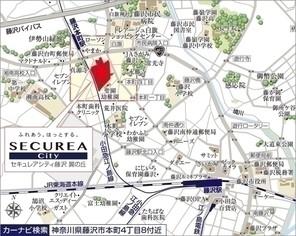 【ダイワハウス】セキュレアシティ藤沢 翼の丘 (建築条件付宅地分譲)のその他