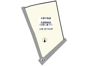 東広島市西条町 下三永の間取り図