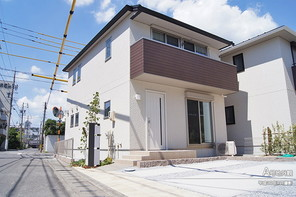 【ダイワハウス】セキュレア本荘西 (分譲住宅)の外観