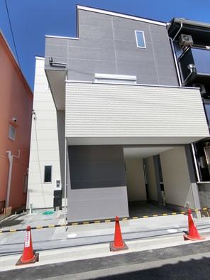 茨木市橋の内2丁目 新築戸建の外観