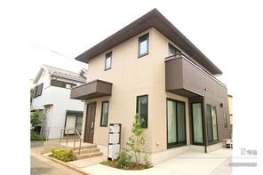 【ダイワハウス】セキュレア川越小仙波町 (分譲住宅)の外観
