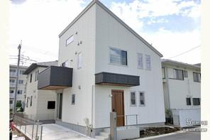 【ダイワハウス】セキュレア新松戸7丁目II (分譲住宅)の外観