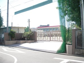 名古屋市西区城西の宅地の外観