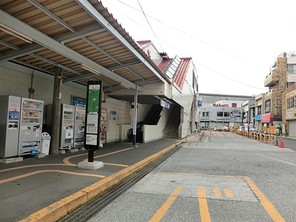 横浜市保土ケ谷区仏向西の宅地の外観