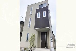 【ダイワハウス】まちなかジーヴォ佐藤3丁目 A号地(分譲住宅)の外観