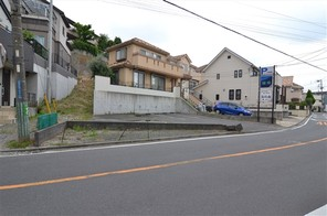 横浜市港北区高田西の宅地の外観