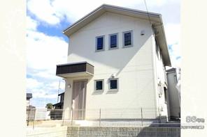 【ダイワハウス】セキュレアガーデン柏たなかIII 149街区(分譲住宅)の外観