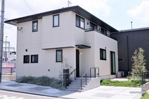 【ダイワハウス】セキュレア試験場前駅II (分譲住宅)の外観