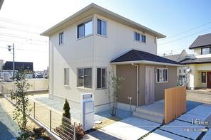 【ダイワハウス】セキュレア名取中央 (分譲住宅)の外観