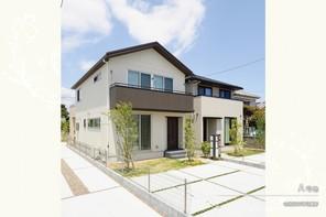 【ダイワハウス】セキュレア藤枝高岡二丁目 (分譲住宅)の外観