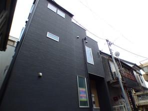 クレアガーデン渋谷区本町6丁目の外観