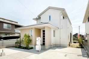 【ダイワハウス】セキュレア西都 (分譲住宅)の外観